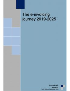 The e-invoicing journey 2019-2025