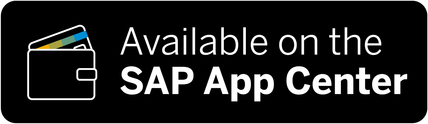 Available on the SAP App Center